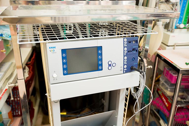 高周波手術装置